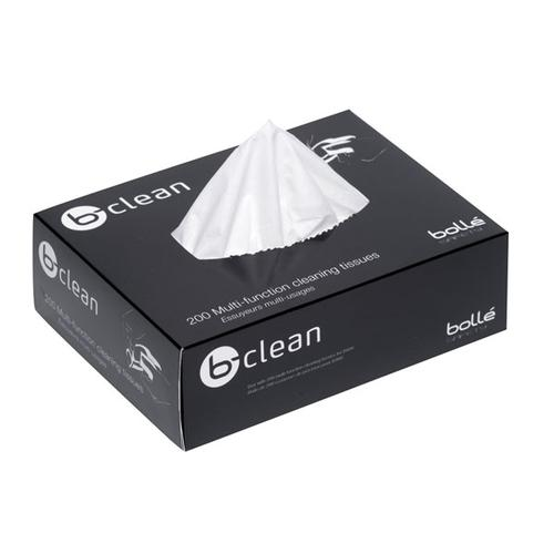 Bolle Box-200 Tissues For BOB400 Ref BOB401 [200 Sheets] *Up to 3 Day Leadtime*