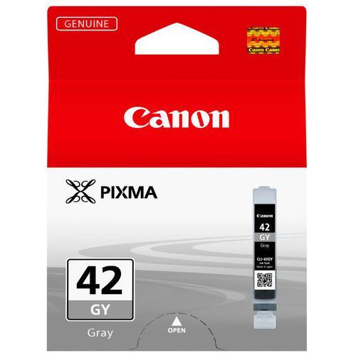 Canon CLI-42 Inkjet Cartridge Page Life 492pp 13ml Grey Ref 6390B001