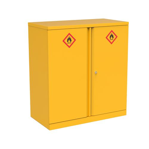 Bisley Hazardous Substances Cabinet 1 Shelf 914x470x1000 Ref PC 158958