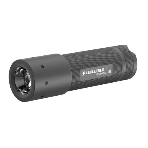 LED Lenser I2 Torch 105 Lumens 170m Beam Splash Proof Ref LED5602 *Up to 3 Day Leadtime*