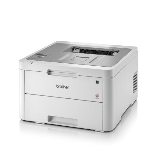 Brother HL-L3210CW Laser Printer Wireless Colour LED Ref HL-L3210CW