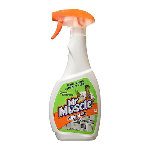 Mr Muscle Multi-Task Kitchen Trigger Spray 750ml Ref 1004040