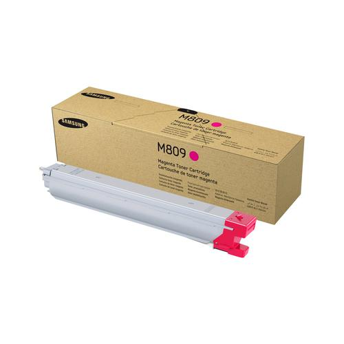 Samsung CLT-M809S Laser Toner Cartridge Page Life 15000pp Magenta Ref SS649A