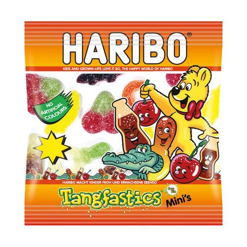 Haribo Tangfastics Small Bags Ref 73143 [Pack 100]