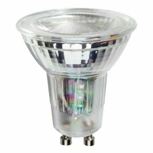 Megaman LED Bulb GU10 Lamp 4.5 Watt 4000K 400 Lumen Cool White Ref 142216