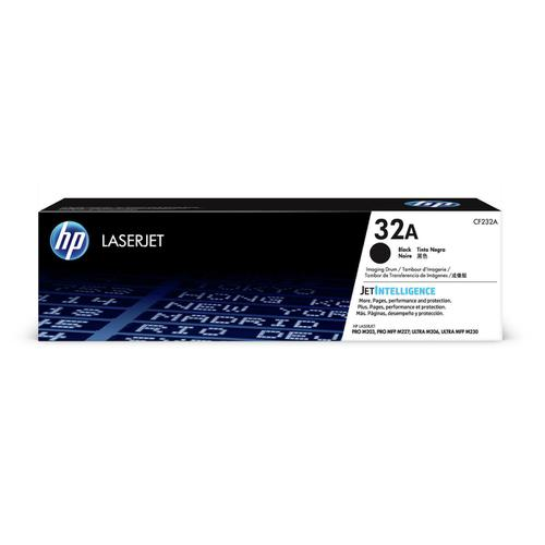 Hewlett Packard [HP] No. 32A Laser Drum Unit Page Life 23000pp Black Ref CF232A