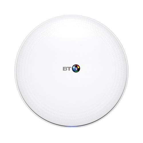 BT Whole Home WiFi Additional To Extend Coverage White Ref 091073