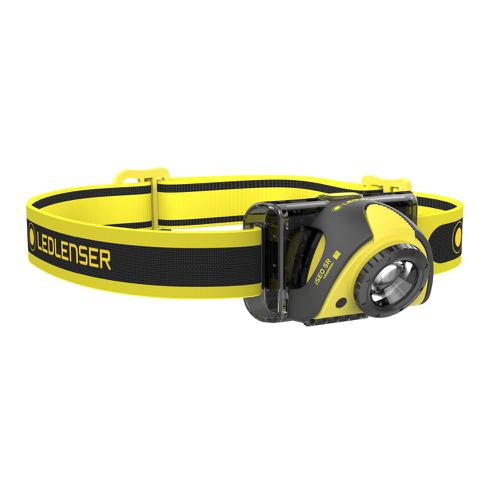 LED Lenser ISE05R Head Lamp Rechargeable 180 Lumens Water-resistant Ref LED5805R *Up to 3 Day Leadtime*