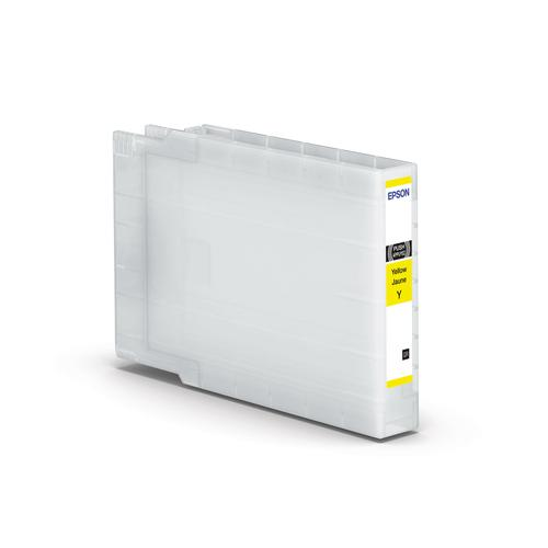Epson WF6series Inkjet Cartridge Extra High Yield Page Life 7000pp 69ml Yellow Ref C13T907440