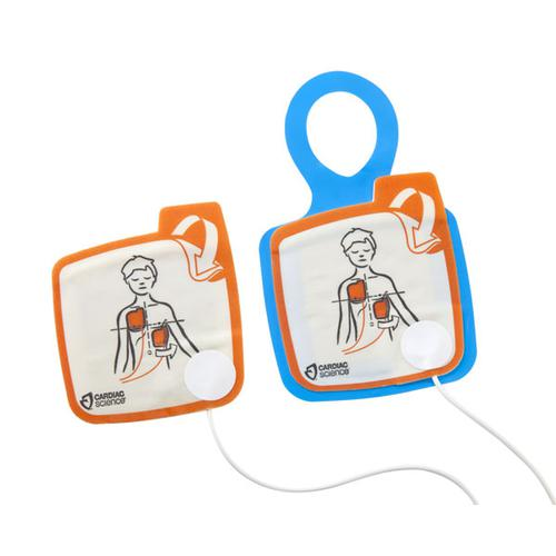 Cardiac Science Infant Defibrillator Pads Ref CM1205 *Up to 3 Day Leadtime*