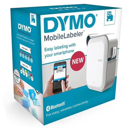 Dymo Mobile Labeller Up to 24mm Silver Ref 1978247  163023