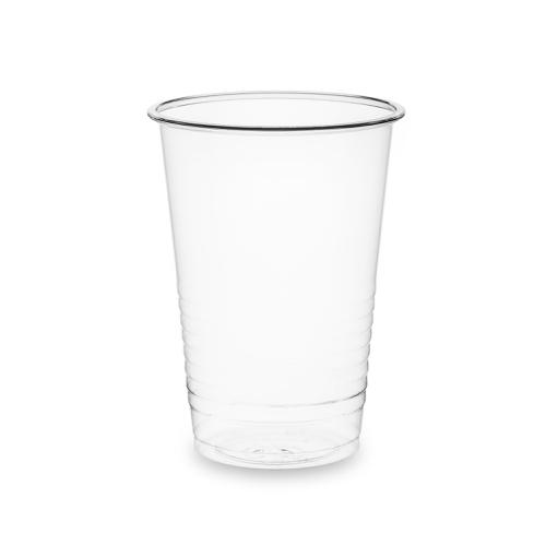 Vegware Water Cups 7oz PLA Clear Ref VWC-07 [Pack 100]