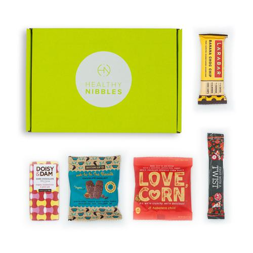 Healthy Nibbles Gluten Free 5 Mini Box Ref Gluten5 *Up to 2-3 Day Leadtime*