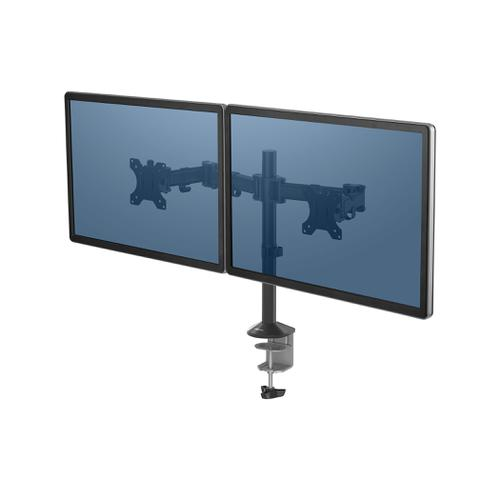 Fellowes Reflex Series Dual Monitor Arm Ref 8502601