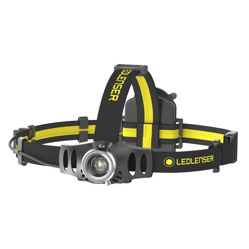 LED Lenser IH6R Head Lamp Rechargeable 200 Lumens 120m Splash Proof Ref LED5810R *Up to 3 Day Leadtime*