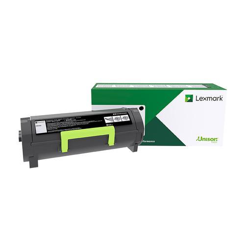 Lexmark MS/Xseries Laser Toner Cartridge Return Program Page Life 2500pp Black Ref 51B2000