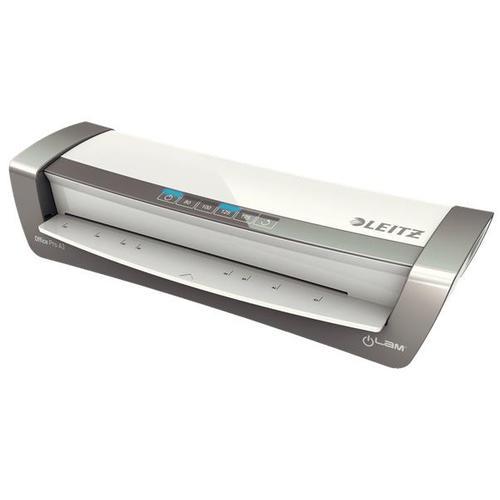 Leitz iLam Office Laminator A3 Silver Ref 75181084