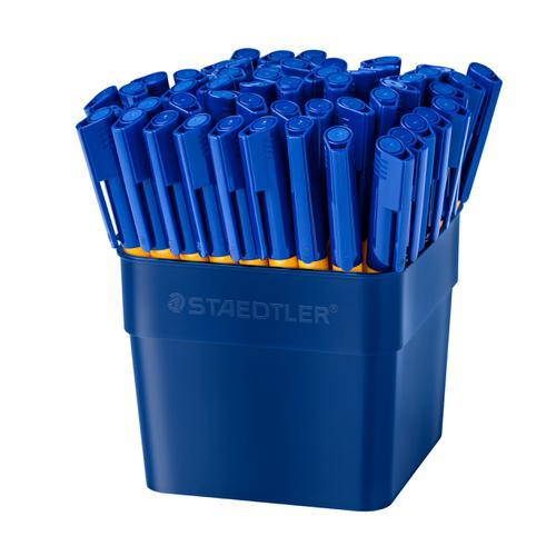 Staedtler Handwriting Pens Blue Ref 309-3 T50 [Pack 50]