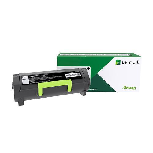 Lexmark 512H Laser Toner Cartridge High Capacity Return Program HY Page Life 5000pp Black Ref 51F2H00