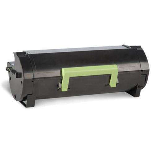 Lexmark 502X Laser Toner Cartridge Return Programme High Yield Page Life 5000pp Black Ref 50F2H00