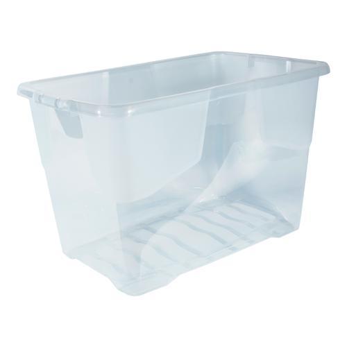 Strata Curve Box 65 Litre Clear Ref XW203B-CLR