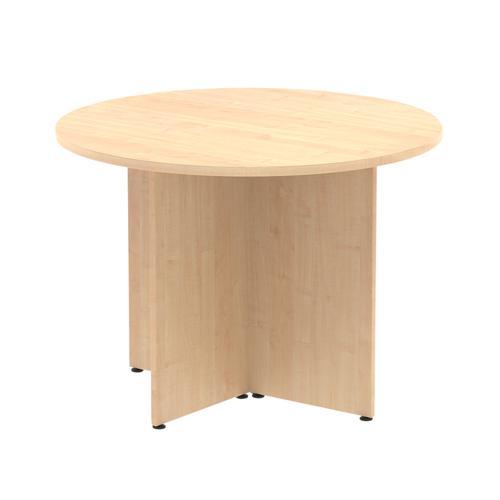 Trexus Circular Table 1200mm Arrowhead Maple Ref MI002956