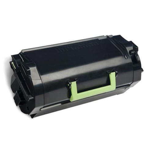 Lexmark 522H Laser Toner Cartridge Return Programme High Yield Page Life 25000pp Black Ref 52D2H00
