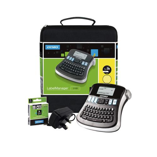 DYMO LabelManager 210D Kit Case Ref 2094492