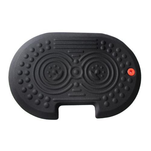 Floortex Anti Fatigue Mat AFS2000 400x600mm Black Ref FCA21624XBK