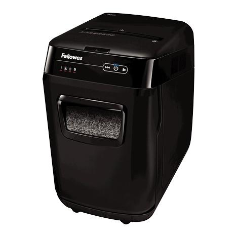 Fellowes AutoMax 200M Shredder Micro Cut P-5 Ref 4656401