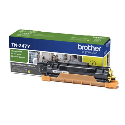 Brother TN247M Toner Cartridge High Yield 2300pp Magenta Ref TN247M