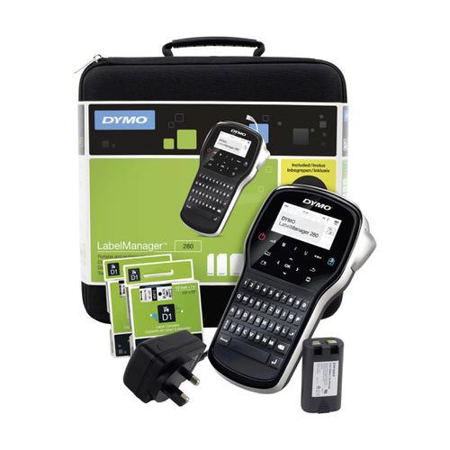 DYMO LabelManager 280D Kit Case Ref 2091152