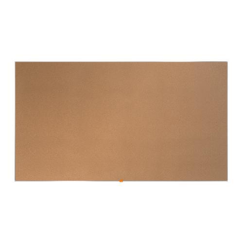 Nobo 32 inch Widescreen Cork Notice Board 710x400mm Ref 1905306