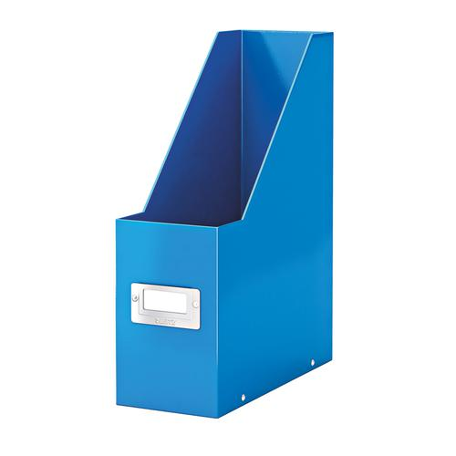 Leitz Click & Store Magazine File Collapsible Blue Ref 60470036