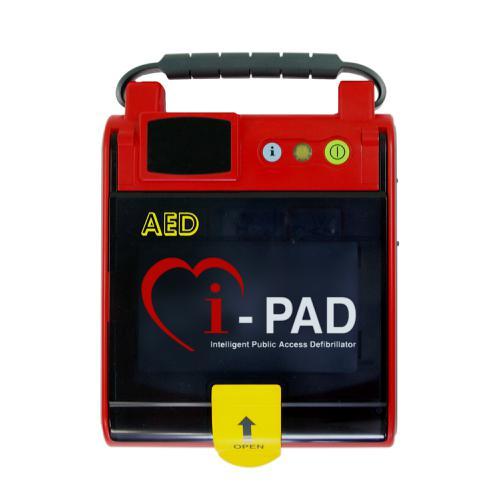 Click Medical NF 1200 Semi Automatic Defibrillator Ref CM0481