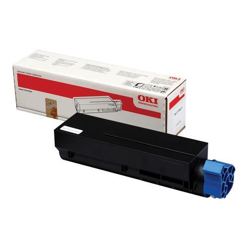 Oki MC853/873 Laser Toner Cartridge Page Life 7300pp Cyan Ref 45862839