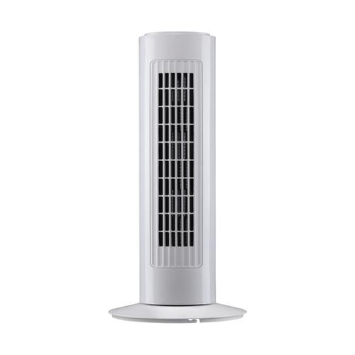 5 Star Facilities Tower Fan 90deg Oscillating 3-Speed 120-Minute Timer 40 Watts H762mm White by The OT Group, 175015