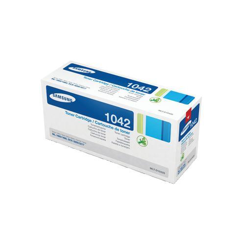 Samsung 1042 Laser Toner Cartridge Page Life 1500pp Black Ref MLT-D1042S SU737A