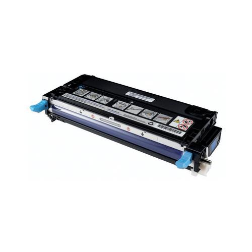 Dell XG722 Laser Toner Cartridge High Yield Page Life 8000pp Cyan Ref 593-10171