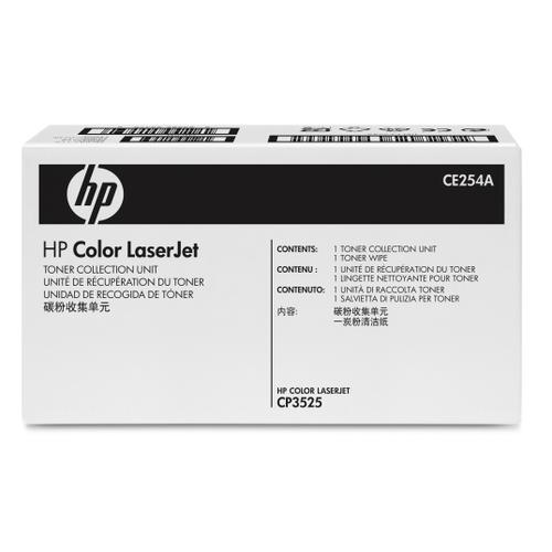 Hewlett Packard [HP] Laser Toner Collection Unit Page Life 36000pp Ref CE254A