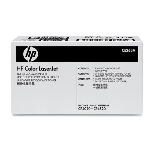 HP Color LaserJet Toner Collection Unit Page Life 36000pp Ref CE265A