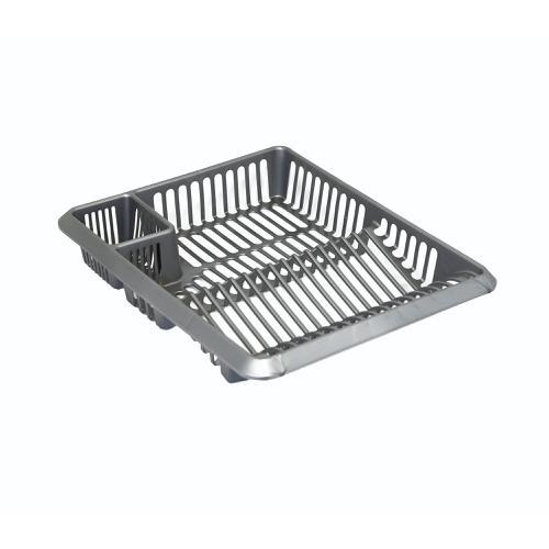 Plastic Dish Drainer Silver Ref SPC/DD.01