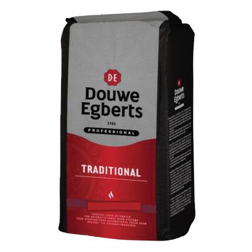 Douwe Egberts Traditional Freshbrew Filter Coffee 1kg Ref 434924