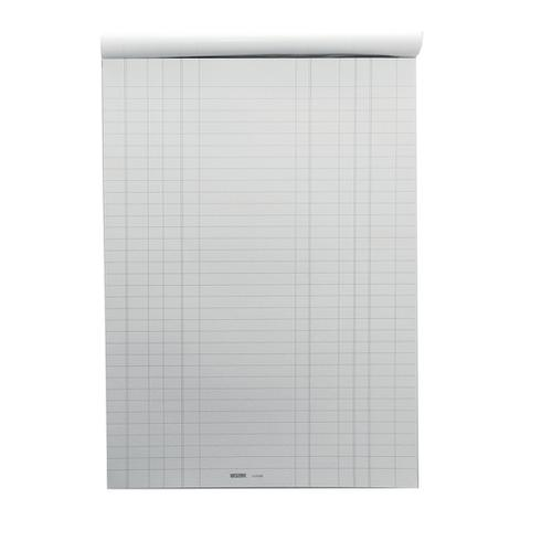 Vestry Survey and Engineering Pad Double Bill Headed with Feints 60gsm 100 Sheets A4 Ref CV5066