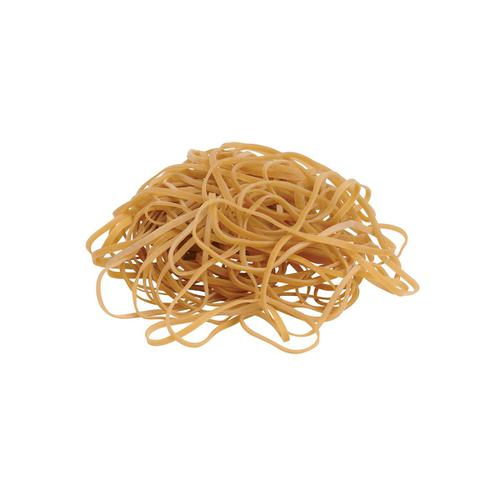 5 Star Office Rubber Bands No.36 Each 127x3mm Approx 460 Bands [Bag 0.454kg] by The OT Group, 296433