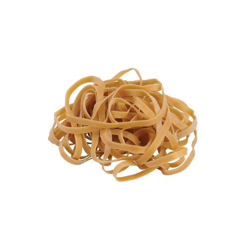 5 Star Office Rubber Bands No.69 Each 152x6mm Approx 141 Bands [Bag 0.454kg] by The OT Group, 296476