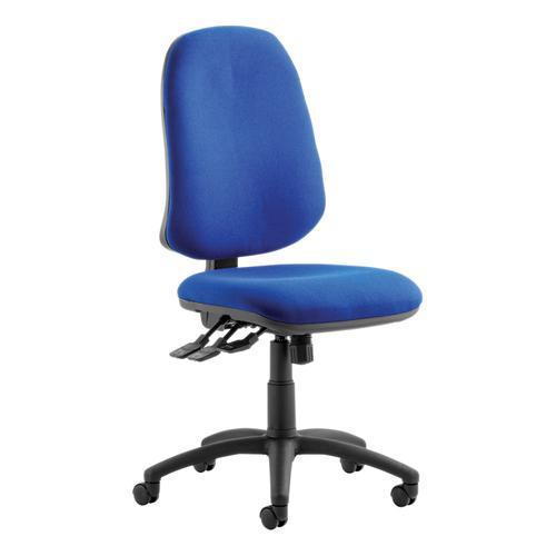 Trexus 3 Lever Maxi Operators Chair Blue 530x480x470-580mm Ref OP000038