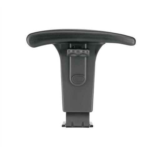 Trexus Optional Chair Arms Height-adjustable Ref 204 HA PU [Pair]
