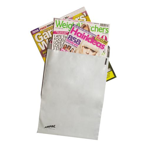 Keepsafe LightWeight Envelope Polythene Opaque C3 W335xH430mm Peel & Seal Ref KSV-L3 [Pack 100]