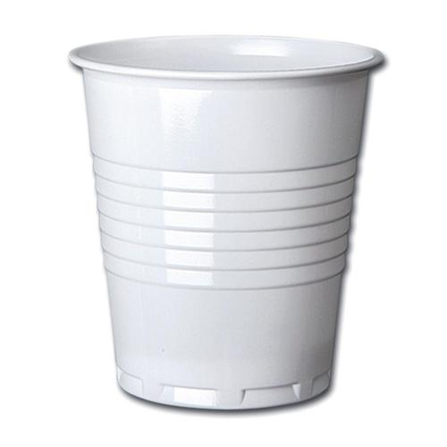 Cup for Hot Drinks Plastic for Vending Machine 7oz 207ml Squat [Pack 100]